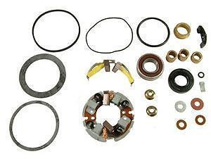 Starter Rebuild Repair Kit 4 Brush Mitsuba Starters 73