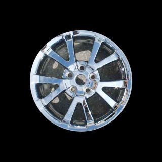 "17"" Factory Alloy Wheel for A 2007 2009 Chevrolet Equinox"