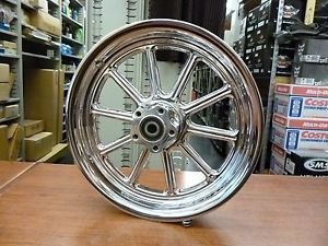 Harley Davidson 10 Spoke Wheels