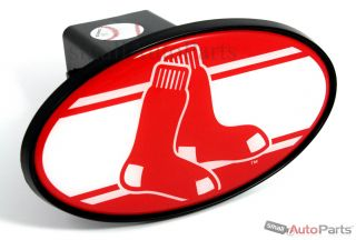 "Boston Red Sox MLB Tow Hitch Cover Car Truck SUV Trailer 2"" Receiver Plug Cap"