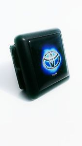 Toyota Tacoma Tundra Hitch Cover Receiver Plug Brand New Logo Blue 4Runner