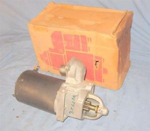 Rebuilt Starter Motor 3562 M Small Big Block Chevy Never Used Very Clean WOW