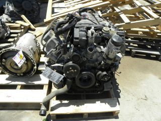 2000 Mercedes Benz W129 S500 Engine at 5 0L 110K Miles