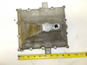 Used 2000 2003 Suzuki GSXR 750 Engine Part Oil Pan Cover w O Oil Plug