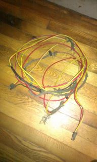 1965 Ford Mustang Wiring Harness
