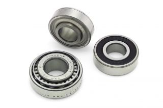 The TIMKEN Company Wheel Bearings Set 2 900SA Harley Davidson