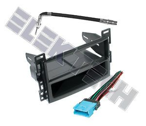Chevy Equinox Radio Stereo Dash Mounting Kit w Harness