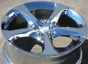 "20"" Camaro SS RS Wheels Chrome Rims Camero 20 inch Set 2013"