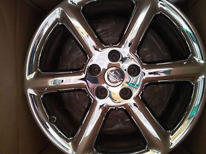 "18"" Nissan 350Z Chrome Wheels Rims"