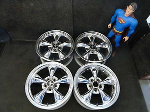 "17"" Chrome Ford Mustang Wheels 1994 2006 Factory GT Pony Stock Rims 3448"