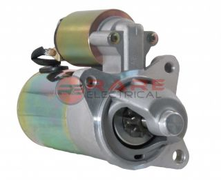 New Starter Motor 91 92 93 94 95 96 Mercury Tracer Ford Escort 1 8L Mazda Engine