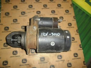 Remanufactured Delco 12V Starter for John Deere 3010 3020 4010 4020 TY6691