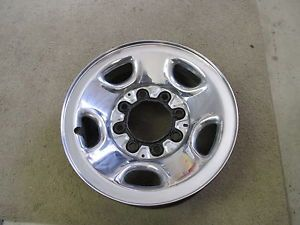"Chevy GMC Truck or Van Steel 8 Lug 16"" Wheel Chrome"