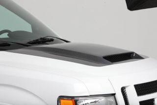 Rksport Ford F150 RAM Air Hood 2009 2013