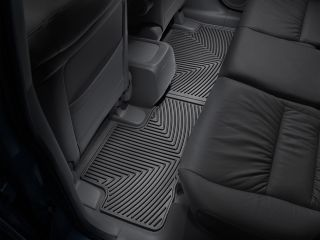 Weathertech® All Weather Floor Mats 2007 2011 Honda CR V Black