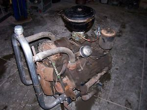 Ford Flathead 8BA Complete Running Engine 1949 1950 1951 1952 1953