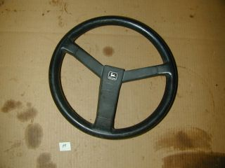 John Deere LX178 Kawasaki Water Cooled Hydro Riding Lawn Mower Steering Wheel