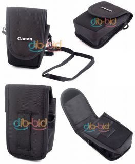 Digital Camera Case Bag Pouch 4 Canon Sony Nikon Middle