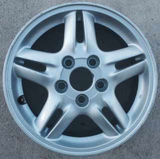 15 inch 1997 1998 1999 2000 2001 Honda CRV CR V Alloy Wheel Rim 63768 15x6