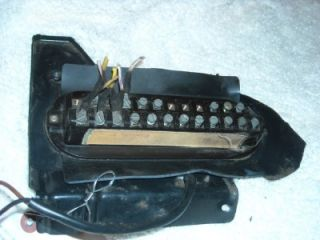 Fuse Box Panel Mercedes W108 108 280SEL 280 Sel 1972
