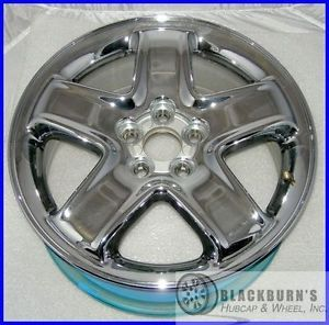 "01 02 03 Dodge Stratus Sedan 16"" Chrome Wheel Used Factory Rim 2145"