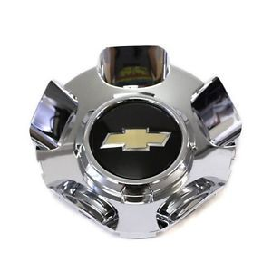 "20"" Wheel Chevy Avalanche Silverado Tahoe 09 10 5417 Center Cap Chrome"