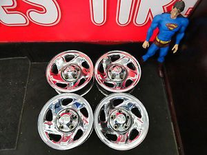 "16"" Dodge RAM 1500 Factory Wheels 94 95 96 97 98 99 00 01 Chrome Truck Rims 2039"
