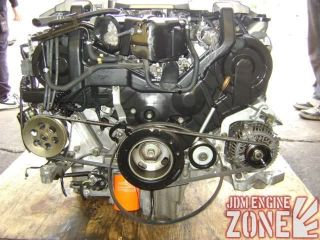JDM 91 95 Acura Legend Engine Type 1 Motor C32A 3 2L