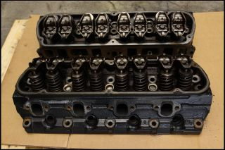 Ford Mustang SVT Cobra 5 0 GT40P Cylinder Heads Fit 79 01 SBF 302