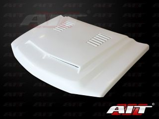 2006 2007 Chevy Silverado AIT Racing Type E Style FRP Functional RAM Air Hood
