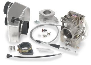Yamaha Raptor 660 Edelbrock Carb Kit Carburetor Intake