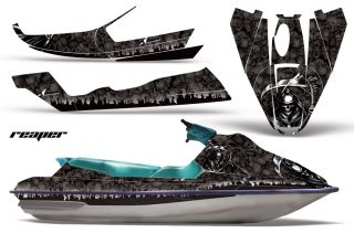 Sea Doo Bombardier GTS Racing Jet Ski Graphic Kit Wrap jetski Parts 92 97 Reaper