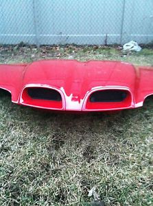 1998 2002 Firebird Trans Am WS6 RAM Air Hood