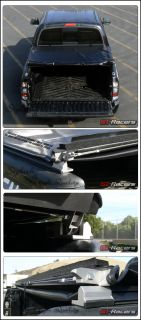 Lock Roll Soft Tonneau Cover 2007 2013 Chevy Silverado Truck 5 8 ft Short Bed