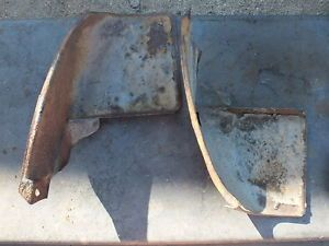 67 72 Chevy GMC Truck Blazer 4x4 Rear Bed Splash Shields 68 69 70 71