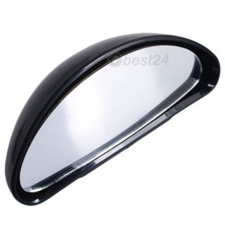 Car Side Adjustable Blind Spot Mirror Wide Angle View