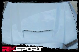 New Rksport Dodge Charger RAM Air Hood Only Fiberglass Car Body Kit 24013000