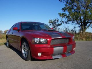 2006 2010 Dodge Charger Hood Scoop Shaker RAM Air Hood Scoop