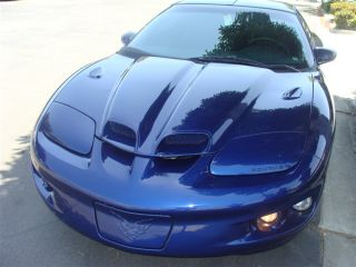 1998 2002 Pontiac Firebird WS 9 Trufiber RAM Air Body Kit Hood