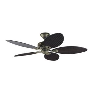 "Hunter Fans 54"" Outdoor Bayview 5 Blade Ceiling Fan 23980"