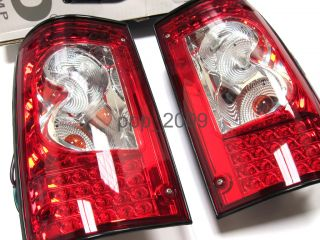 Tail Light Rear Lamp Red LED Toyota Hilux Pickup Truck MK3 89 97 90 91 92 93