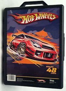 Hot Wheels 48 Car Carry Case