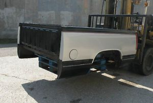 GMC Truck Bed