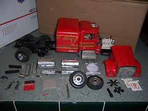 1 16 Monogram Kenworth Truck Built Parts Parts Lot Junk Yard as Is