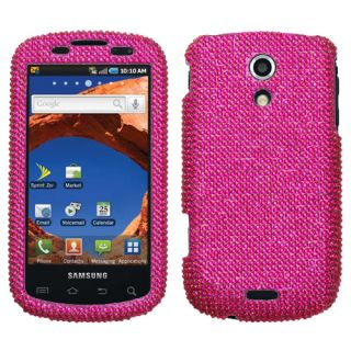 Hot Pink Bling Hard Case Cover Samsung Epic 4G Sprint