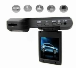 HD720P DVR007 Car Dash Dashboard Camera Cam Accident Recorder DVR