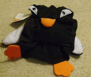 Small Penguin Halloween Costume Dog Cat Puppy Pet Clothes New