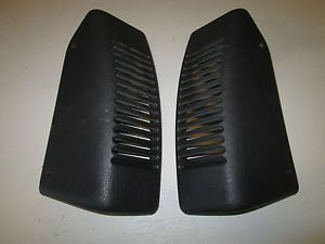 Jeep Wrangler TJ 1999 Interior Dash Speaker Grill Covers Agate 0711