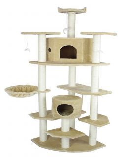 Cat Tree Furniture Scratch Post Pet House Pet Furniture Pet Accessories