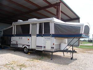 2005 Coleman Fleetwood Niagara Pop Up Folding camper Niagra